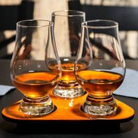 170ML Creative Crystal Gourd Shape Whisky Tasting Cup Shot G...