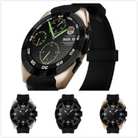 G5 Luxury Smart Watch Uomo Donna Monitoraggio della salute Orologio Bluetooth Smartwatch per Android IOS Phone con monitor della frequenza cardiaca