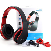 Wireless Foldable Headphones sport Stereo Bluetooth NX8252 H...