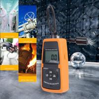 SPD202 detector de gas combustible Detector de fugas de gas inflamable Ubicación de fugas de gas combustible Determine Determine el medidor de alarma