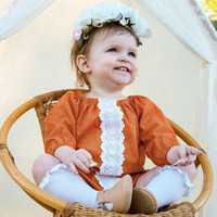 Explosion models 2019 autumn children' s clothing baby l...