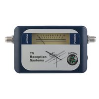 DVB- T Finder Digital Aerial Terrestrial TV Antenna Signal Po...