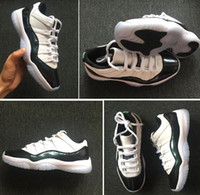 Wholesale Low Easter 11 Emerald Iridescent 11s Mens basketba...