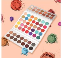 Hot Sale Beauty Glazed 63 Color Eyeshadow Palette Waterproof...