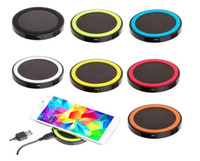 Wholesale Wireless Charger USB Charging Pad for Samsung S8 S...