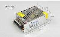 110V 220V a DC 12V 1A 2A 3A 5A 10A 15A 20A 30A 30A Interruptor de LED Adaptador de fuente de alimentación Adaptador de iluminación Transformador para luz de tira de LED