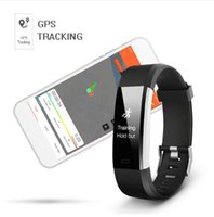 ID115Plus Smart Wristband Heart Rate Smart Bracelet pedomete...