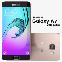 Refurbished Original Samsung Galaxy A7 2016 A7100 Dual SIM 5...