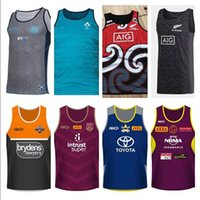 2018 New Zealand rugby Jerseys Vest Cowboys Tigers Brisbane ...