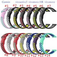 silicone Strap For vivoactive 3music watch Band huami amazfi...