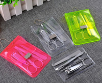 NEW ARRIVAL 50 pcs Stainless Steel Nail Care Set Pedicure Sc...