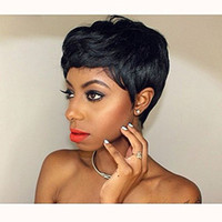 Synthetic Short Hair Wigs For Women Heat Resistant Wig Women...