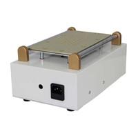 Pompe intégrée Séparateur LCD Machine-outil Ensemble de réparation Kit Écran tactile de verre séparant pour iPhone X