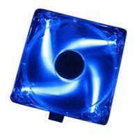 Freeshipping 10pcs 핫 컴퓨터 PC 케이스 블루 LED 네온 팬 히트 싱크 쿨러 12V
