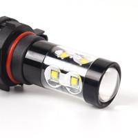 سيارة أضواء الضباب PSX24W H16 H11 H8 H10 H3 9006 HB4 LED 50W مصباح ل VW بورا جيتا جولف 7 باسات b5 b6 mk4 خنفساء العلبة الطوارق