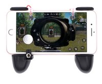 For PUBG Mobile Game Controller With L1R1 Shooter Trigger Fi...
