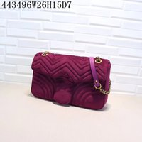 443496 Original Quality Handbags Genuine Leather Shoulder Ba...