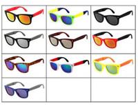 Hombres clásicos Gafas de sol Gafas de sol retro Gafas de sol plegables de moda Gafas deportivas al aire libre Gafas de moda UV400 Proteger gafas