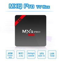 S905W mxq pro mini android tv box Quad Core 1GB 8GB 2018 New...
