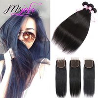 Malaysian virgin hair human hair weave bundle unprocessed st...