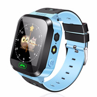 Y03 Smart Watch Kids Wristwatch Touch Screen GPRS Locator Tr...