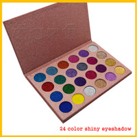2018 cleof Makeup Eyeshadow Palette CLEOF Cosmetics 24 color...