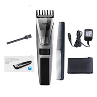 Waterproof Hair Clipper Body Washable Shaver Beard Trimmer L...