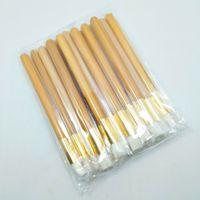 Comme le montrent les photos Couleur Tête Nez Brosse Brosse Nettoyante Brosse fuselée brosse de mélange Matériau en fibres synthétiques Maquillage Beauté Outils Livraison gratuite