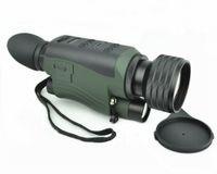 Telescopio monoculare della fotocamera digitale per la visione notturna, può essere utilizzato in entrambe le parti della visione della visione notturna del giorno del giorno e della notte di ingrandimento 6-30x WiFi