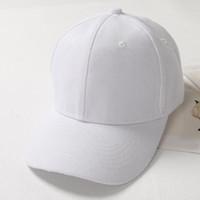 Gorra de béisbol de las mujeres 2018 Gorras Snapback de los hombres Sombrero  de béisbol básico ae3c78a0e2f