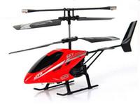 Helicópteros de canal RC Helicóptero interior Gyro Control remoto Helicóptero con luz LED RC Juguetes para niños / niñas / adultos