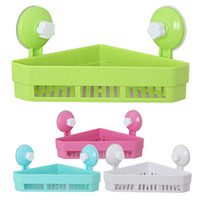 shelves for kitchen Creaitve New Arrival 4 Colors Suction Wa...