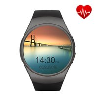 KW18 Smartwatch Round Dial android Phone watch MTK2502 IPS S...