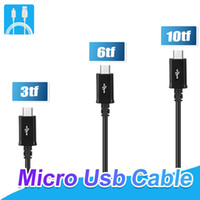 High Speed Micro USB Cable Type C Cable 1M 2M 3M Quick Charg...