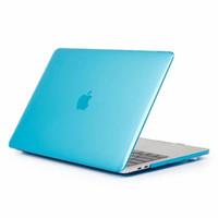 Temizle Kristal Anti Scratch Hard Case Kapak Için MacBook Pro 13.3 Retina A1502 A1425 Mac kitap A1502 A1425 Için Laptop Kılıfları