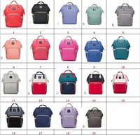 Diaper Bags Mommy Backpack Nappies Backpack Fashion Mother M...
