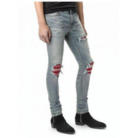hot sale new High quality jeans SRPING BIKER DENIM JEANS MEN...