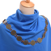 1pc Medieval Chain Of Office Livery Collar SCA Tudor Hollow ...