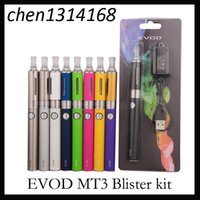 EVOD MT3 Blister kit single kits eGo starter kits e cigs cig...