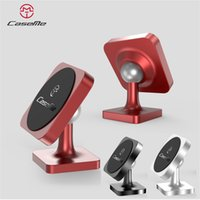 CaseMe Universal Aluminium Magnetic Car Mount 360° Rotation ...