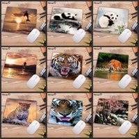 Mairuige Tiger Dolphin panda Animal waterproof game mouse pa...