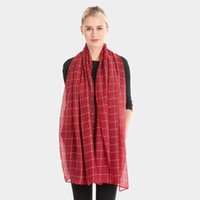 2018 New Plaid Fashion Gift Warm Shawl Solid Color Patchwork...