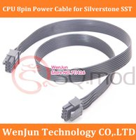 100% High Quality 60CM CPU Modular 8Pin to 8(4+ 4)- Pin Mother...
