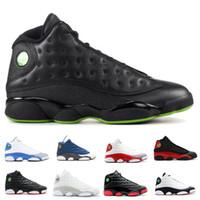 Itale Mavi Irtifa 13 s erkek basketbol ayakkabı Flint siyah yeşil sneaker atletik tenis 13 ayakkabı boyutu 41-47