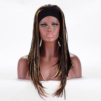 ZhiFan afro wigs for styling braids wigs for black ladies wo...