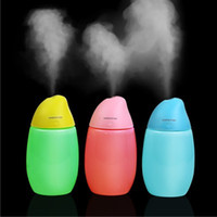 400ML Ultrasonic Humidifier USB Car Humidifier Mini Aroma Es...
