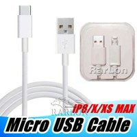 USB Cable Charger 1M Type C Long Strong Micro V8 Cables Data...