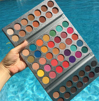 Newest Hot Makeup Beauty Glazed 63 colors Eyeshadow Palette ...