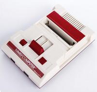 최고의 판매 RS-35 비디오 게임 콘솔 FC 레드 화이트 클래식 가족 게임 기계 TV 게임 콘솔 Yellow Card Plug-in 카드 게임 Juego