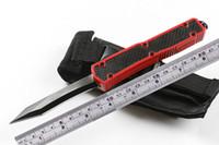 Fourmi couteau automatique A07 couteau automatique 8.45 pouces 1 modèles double action en option Chasse Poche Couteaux de survie C07 D07 A161 A162 BM3300